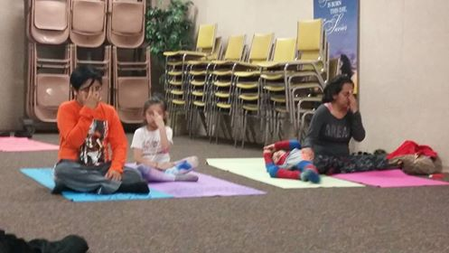 Yoga for Asthma Community Project